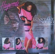 """HAYWOODE - I Cant Let You Go - 12"""" Single PS"""