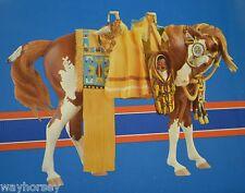 Rare! Breyer Fine Porcelain Horse Si-Ce-Ca Shon'ge with COA - 1998 Ltd. Edition