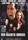 DVD • Ogni Maledetta Domenica Edizione Speciale 2 Dischi Oliver Stone ITALIANO