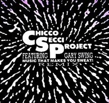 "12"" - Chicco Secci Project - Music That Makes You Sweat RMX - NEW, LISTEN"