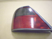Jaguar XJ6 VDP XJR 1995 to 1997 Left Tail Light Tail Lamp W/Chrome  LNA4901CC