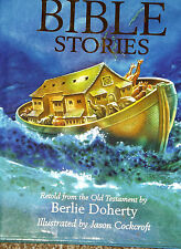 THE OXFORD BOOK OF BIBLE STORIES RETOLD FROM THE OLD TESTAMENT COLOUR HARDBACK