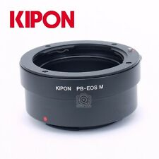 Kipon Adapter for Praktica PB Lens to Canon EOS M Interchangeable Digital Camera