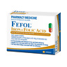 FEFOL IRON & FOLATE SUPPLEMENT 60 DELAYED RELEASE CAPSULES DEFICIENCY