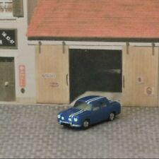 Renault R8 Gordini - Résine 1/160ème