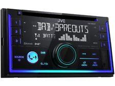 JVC KWDB93BT mit DAB Antenne für VW Fox Lupo