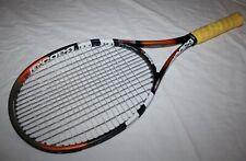 Babolat Woofer Pure Storm Team Tennis Racquet Zylon Matrix Yellow Grip