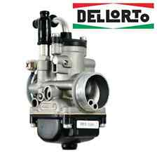 Carburateur DELLORTO PHBG 21 AD montage rigide sans graissage starter câble NEUF