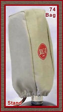 "RCA Microphone Cloth Fabric Bag - 74 ""Stand"" Style (upright logo)"