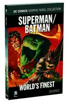 DC COMICS GRAPHIC NOVEL COLLECTION - VOL 66 - SUPERMAN/BATMAN - WORLD'S FINEST
