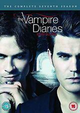 THE VAMPIRE DIARIES SEASON 7 REGION 2 DVD - BRAND NEW & SEALED- FREE & FAST POST