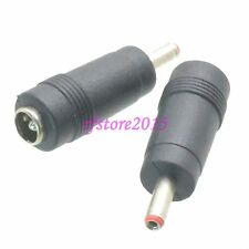 3pcs Adapter Connector DC Power 3.5x1.35mm male to 5.5x2.1mm female for laptop