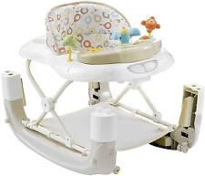 My Child Walk-n-rock 2 in 1 Baby Walker Neutral 6 Months Multi Height Adjust