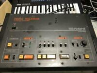 Roland CSQ-600 Sequencer Tested Working Used