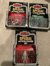 Star Wars Vintage Collection Special Action Figure Sets