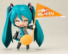 Nendoroid 170 VOCALOID Miku Hatsune Cheerful ver. Good Smile Company from Japan