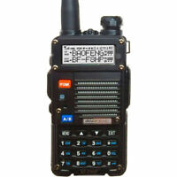 Baofeng BF-F8HP 8W Two Way Radio Walkie Talkie Dual Band VHF UHF Portable Radio