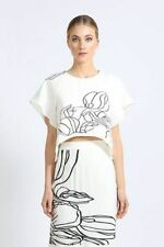 Evening, Occasion Dry-clean Only Floral Regular Tops & Blouses for Women