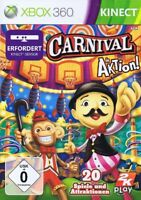 Carnival Games: In Aktion XBOX 360 (Kinect erforderlich)