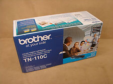 Brother TN-110C Cyan Cartridge Genuine Factory Sealed for HL, DCP, MFC....OEM