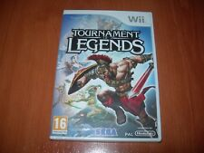 TOURNAMENT OF LEGENDS Wii (PAL ESPAÑA PRECINTADO)