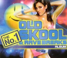 Various Artists - The No 1 Old Skool and Rave Breaks - Various Artists CD OIVG