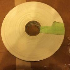 "EdgeMate Off White 1-1/2"" Edgebanding No Glue 400 ft roll"