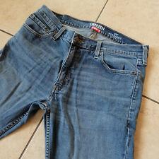 4970adbba92 Levis Denizen Mens Blue Jeans – 218 Straight Fit – 36W x 32L