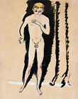 Kees van Dongen The Naked Young Man Canvas Print 16 x 20  # 3469