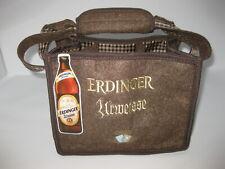 Erdinger - German / Bavarian - Beer Bottle Bag for 6 bottles 0.5 liter - NEW