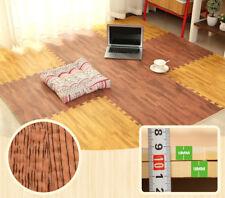 9pcs Home Floor EVA Mats Bathroom Carpet Foam Tapete Exercise Kids play pads