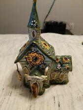 blue sky clayworks heather goldminc Joy Church Candle House