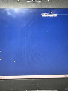 Dell Latitude Intel Pentium Windows 95 98 Retro Gaming Laptop PC