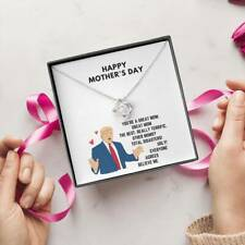 Necklace Mother Day Gift Trum Mom You're A Great Mom Jewelry For Mother