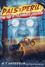 The Clue of the Linoleum Lederhosen (A Pals in Peril Tale)-ExLibrary