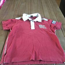 Napapijri Jungen-Poloshirts aus 100% Baumwolle