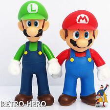 Nintendo Figur Super Mario Sammelfigur Wario Mario Toad Luigi Yoshi Spielzeug