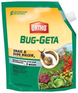 Ortho Bug-Geta Snail and Slug Killer2, 3 1/2 Pound Bag