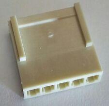 1000 pcs. Platinen-Steckverbinder Leergehäuse für Crimpverbindungen RM2,54 5-pol