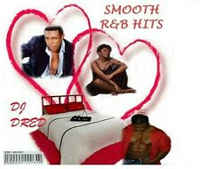 New SMOOTH R&B LOVE MUSIC CD》R&B》SLOW DANCE》OLD SCHOOL》DJ Dred