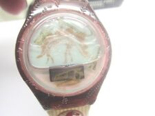 LOST WORLD Jurassic Park Watch SOMETHING has SURVIVED New Burger King Promo 1997