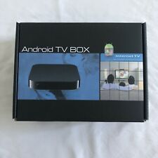 Android TV Box Dual Core Jelly Bean Dual Cortex-A9 Dual Mali-400 New Fast Ship!