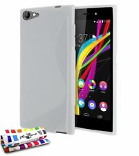 """COQUE WIKO HIGHWAY STAR 4G """" LE S """" TRANSPARENT SILICONE SOUPLE (TPU)"""