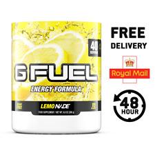 G Fuel Lemonade Tub (40 Servings) - UK SELLER - GFuel