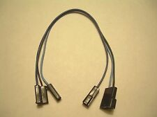 1966 Chevelle El Camino Windshield Wiper Switch Extension Wiring Harness