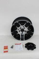 """BNIB ROCKSTAR XD Series XD8112 17x8 5x127/5x5"""" 10mm Black Matte Wheel Rims"""