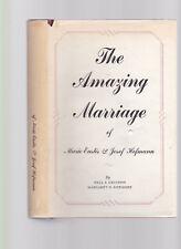 The Amazing Marriage of Marie Eustis & Josef Hofmann (Concert pianist), Graydon