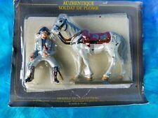 STARLUX plomb - premier empire - Napoléon Bonaparte à cheval.
