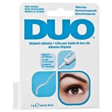 Duo Pestañas Franja Azul Claro secado asimiento firme larga duración Pegamento Adhesivo 7g