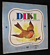 Diki, le rouge-gorge enchanté